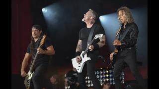 Metallica to play SunTrust Park