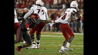 Louisville, LSU selected to play in Citrus Bowl