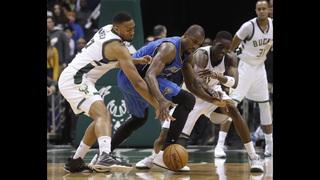 Antetokounmpo gets triple-double, Bucks beat Magic 93-89