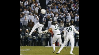 Penn State beats Michigan State to reach Big Ten title game