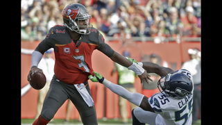 Winston, Tandy lead Bucs to 4th straight win, 28-21 vs Bolts
