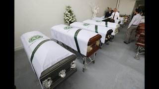 Colombia repatriates dead as airline