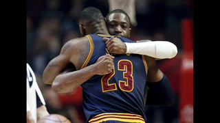 Butler, Wade lead Bulls to 111-105 win over Cavaliers