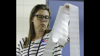 The Latest: Judge allows recount to continue in Wisconsin