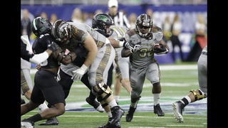 No. 13 WMU holds on, beats Ohio 29-23 in MAC title game