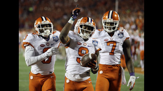 Watson, Clemson claim ACC title and await playoff berth
