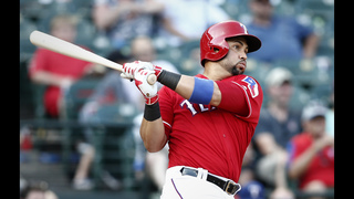 AP source: Beltran reaches deal with Astros, $16M for 1 year