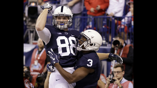 No. 8 Penn St. rallies to beat No. 6 Wisconsin 38-31