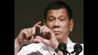 Duterte says Trump wished his drug crackdown