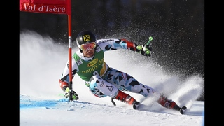 Mathieu Faivre gets 1st career win in World Cup giant slalom