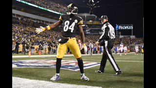 Steelers end Giants