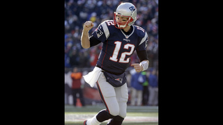 Brady breaks QB wins record, Patriots beat Rams 26-10