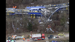 Train dispatcher in Germany jailed over crash that killed 12