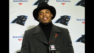 Rivera not worried about losing team after benching Newton