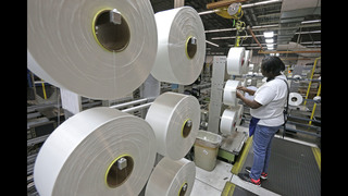 US factory orders up 2.7 percent in October