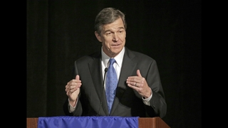New North Carolina governor to face resolute GOP legislature