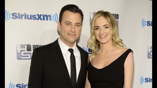 Jimmy Kimmel expecting 2nd child with wife Molly McNearey