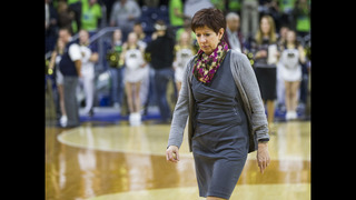 No. 2 Notre Dame women eager to face top-ranked Connecticut