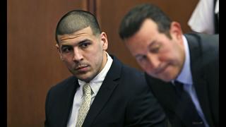 Prosecutors push for cellphone evidence in Hernandez trial