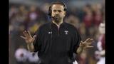 Baylor Rhule: Bears introduce coach in campus celebration