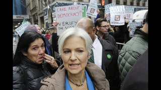The Latest: Green Party can