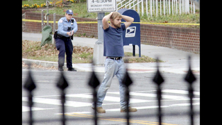 Aimless pizza shop gunman latched onto internet, religion
