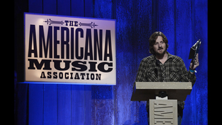 Country rebel Sturgill Simpson awed by Grammy nom