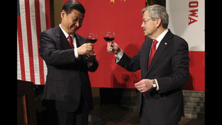 US envoy nominee Branstad member of Masons, banned in China