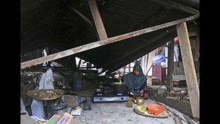 At least 43,000 homeless after Aceh quake in Indonesia