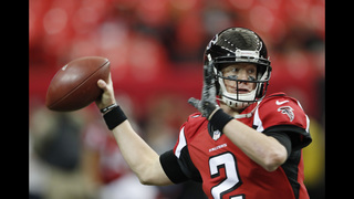 Falcons continue playoff push in visit to struggling LA Rams