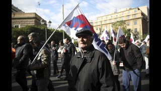Strikes, anti-austerity rallies held across Greece