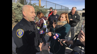 Police urge no rush to judgment in shooting of Reno student