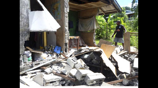 Tsunami warnings are cancelld after big Pacific earthquake