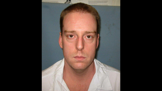 Alabama inmate coughs, heaves, during execution by injection