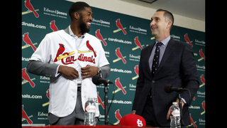 Fowler gets $82.5 million, 5-year deal with Cardinals