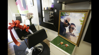 Months after brother died at Pulse, sister reopens his salon