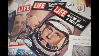 John Glenn, astronaut and senator, to lie in state in Ohio
