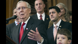 Shutdown averted, Senate backs stop-gap spending bill