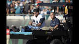 Titans QB Marcus Mariota out for season with broken leg