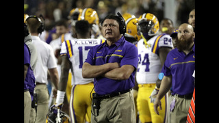 LSU to face Notre Dame in Citrus Bowl