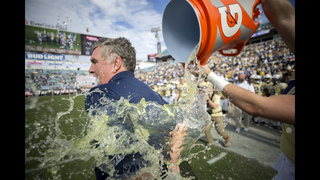 Georgia Tech finishes with 4 straight wins behind QB Thomas