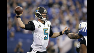 Jaguars to host Ravens in 2017 season Week 3 in London