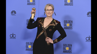 Overrated or not, Streep