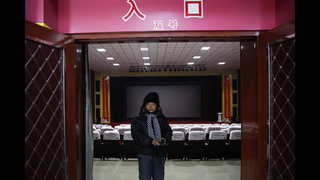 China overtakes US in screens but cinemas sit empty