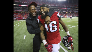 Can the Falcons close out the Dome in style?