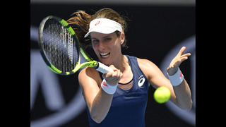 Pliskova, Konta win 1st-round matches at Australian Open