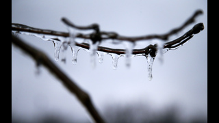 Ice threat lingers for some Midwest states
