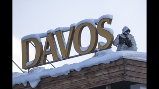 The Latest: Davos organizers urge shift in economic policy