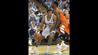No. 9 UNC tops Syracuse 85-68 for Williams
