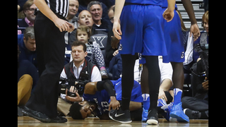 Torn ACL ends season for Creighton star Maurice Watson Jr.
